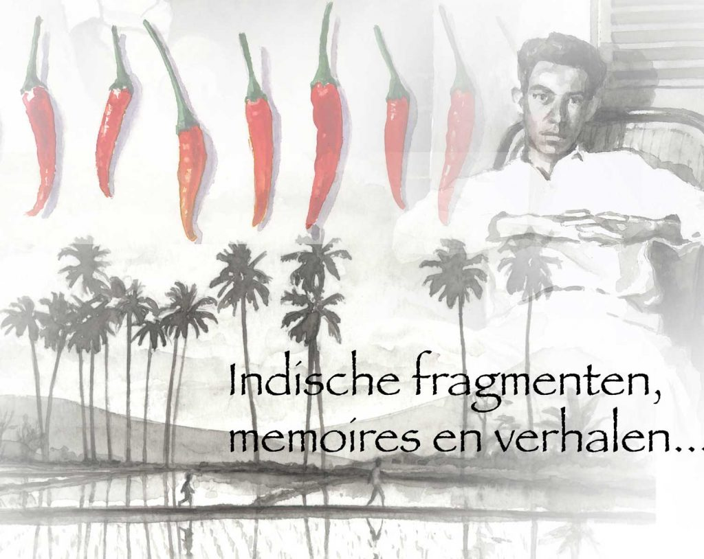 Vrij Werk Indische fragmenten